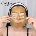 máscara do faical do chá verde do cristal do colagénio