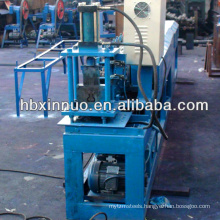 Upright of heavy loading storage rack metal plate roll forming machine