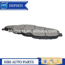 Plaquettes de frein de voiture OEM 425393 pour 2009-2016 Peugeot 308 3008