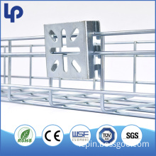Stylish easy to assemble 50mm-1000mm galvanized cable basket making machine