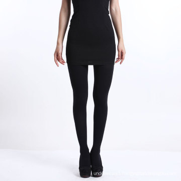 Fashionable thick leggings tights keep warm compression pantyhose stockings