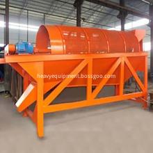 Rotary Trommel Screen For Quartz Sand Processing Plant