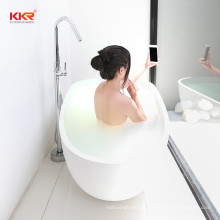 China Wholesale Two Person Sanitary Ware Bathroom Artificial Stone Indoor Spa Bath Hot Tub for Your Room