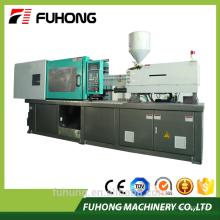 Ningbo fuhong CE pequena min 50ton 500kn pp máquina de moldagem por injeção de plástico com servo motor
