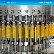 Juice Can Hot Filling Machine