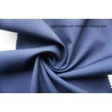 Tecido de lã azul para o terno