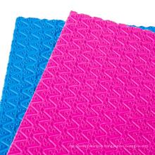 Embossed antislip EVA sheet for making slipper eva rubber foam shoe sole sheet