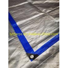 Heavy Duty Polythylene PE Tarpaulin Silver Tarpaulin