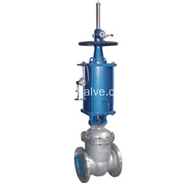Pneumatic Actuated Gate Valve