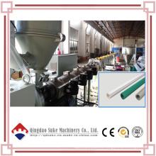 Línea de máquina de extrusión de producción de tubería de agua PPR