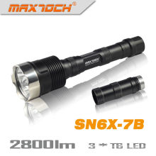 Maxtoch-SN6X-7 b 18650 2800LM 3 * CREE helle LED Cree Taschenlampe