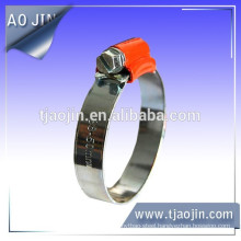 high quality British Type hose clamp manufacturer in China
