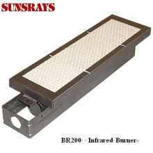 High Quality Ceramic Burner for Outdoor Barbecue