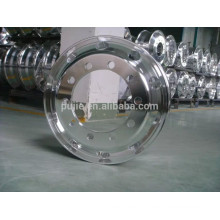 Top Quality Aluminum Truck Wheel Rims 22.5*8.25 Polished