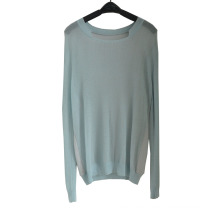 Primavera y Otoño Filamentos Thin Pullover Knitted Sweater