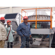 sand making production plant