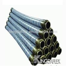 abrasion resistant 6 inch pump rubber hose concrete pump pipe