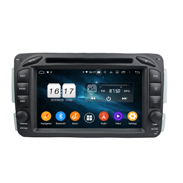 Mercedes-Benz Android auto dvd-speler