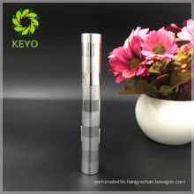 luxury empty metal cosmetic container eyeliner tube eyelash growth liquid tube