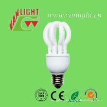 Lámpara, Vlc-Flts-18W CFL lámparas ahorradora de energía de Lotus