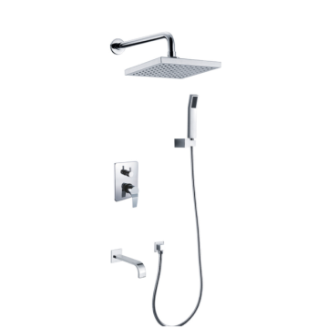 3 Function Outlet Water Verborgen Douche Mixer