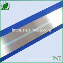 ISO standard Rohs tested Electrical Contact material copper clad silver strips
