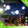 Balles incandescentes de la sphère de LED