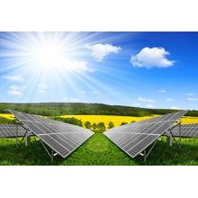 Monocrystalline Polycrystalline Silicon Material Solar Panel