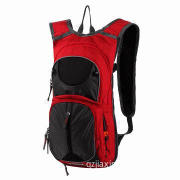 Hydration backpack, made of rip-stop, suitable for capacity 2L bladder, padded shoulder straps