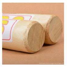 Batte en bois bon marché durable de baseball en bois