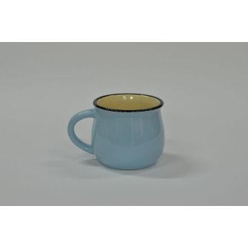 Black Rim Mug
