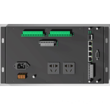 Integrated Intelligent PSU for Road Video Surveillance