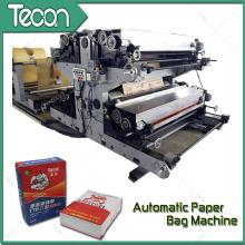 Máquina de tubería de conservación de energía (ZT9804) con equipo de impresión de cuatro colores