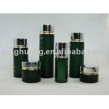 (Huayu) frasco de creme de vidro para homem