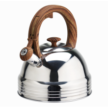 Popular stainess steel coffee stovetop whistling tea kettles