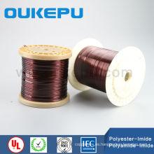 bobina de alambre para el motor, cobre alambre bobina, alambre de la bobina UEW de precio bajo
