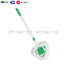 Plumero de microfibra de cuidado puro extensible, plumero de microfibra con poste de extensión