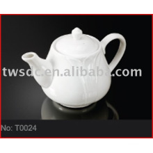 Hotel & restaurant chinese porcelain tea pot (No.T0024)