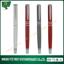 FIRST Y411 Promotional Gifts,Heavy Metal Roller Ball Pen