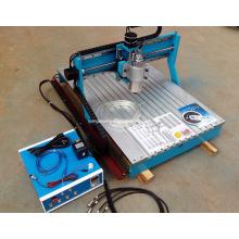 Máquina CNC Woodworking Bentch Top CNC Router Mini 6090 CNC
