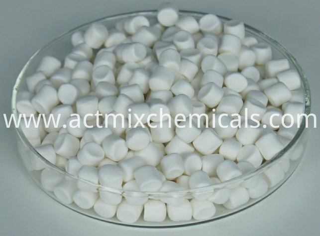 Actmix®ZBEC-70 Eco-friendly Polymer-bound Pre-dispersed Rubber Chemicals