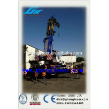 Knuckle & Telescope Boom Truck Mounted Crane, camion grue mobile