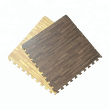 eva foam floor mat wood tiles factory directly for sale