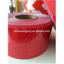 Pet Red Stripe High Intension Reflective Sticker Sheet