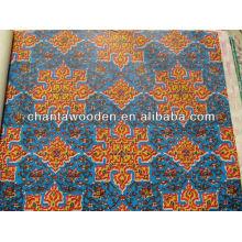 Dekorative Holzmaserung Melamin / Polysterpapier laminiertes Sperrholz
