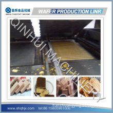CE Proved Full Automatic Wafer Maker Machine