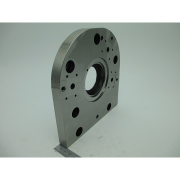 CNC Precision Metal Parts Mill Tillverkare