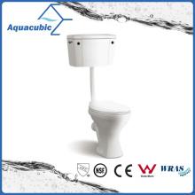 Washdown Two Piece Single Flush Toilet (ACT6840)