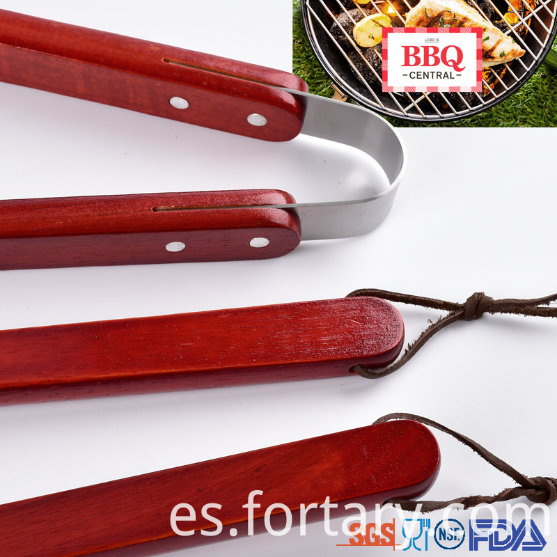 Bbq Fork Spatula Tongs