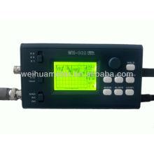 Scopemeter portatif d'oscilloscope de scopemeter d'oscilloscope de Digital avec le stockage USB WH-082
